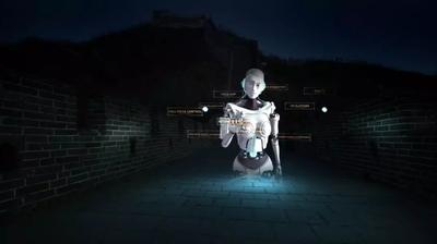 巨型 UFO 和机器人惊现北京长城上空!看天猫如何玩转教科书式事件营销